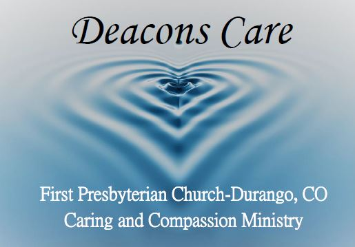 Updates for Deacons Care and Prayer Request Report for Easter Sunday, April 11