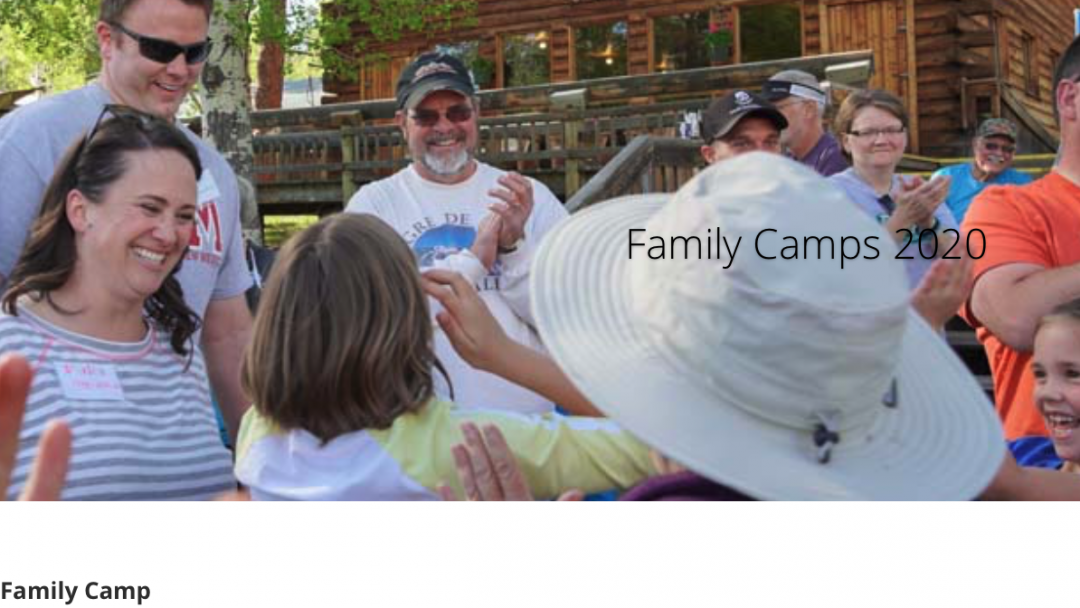Sonlight Family Camp