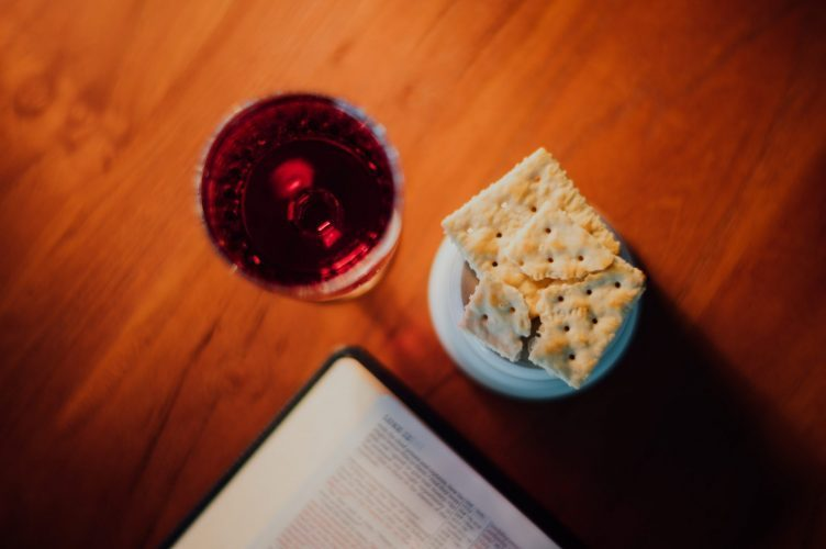 This Sunday – Celebration of the Lord's Supper