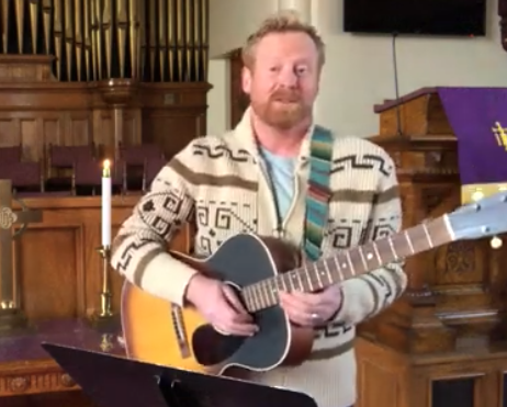 Love Changes Everything – A little midweek song that I think we'll be doing on Sunday too!