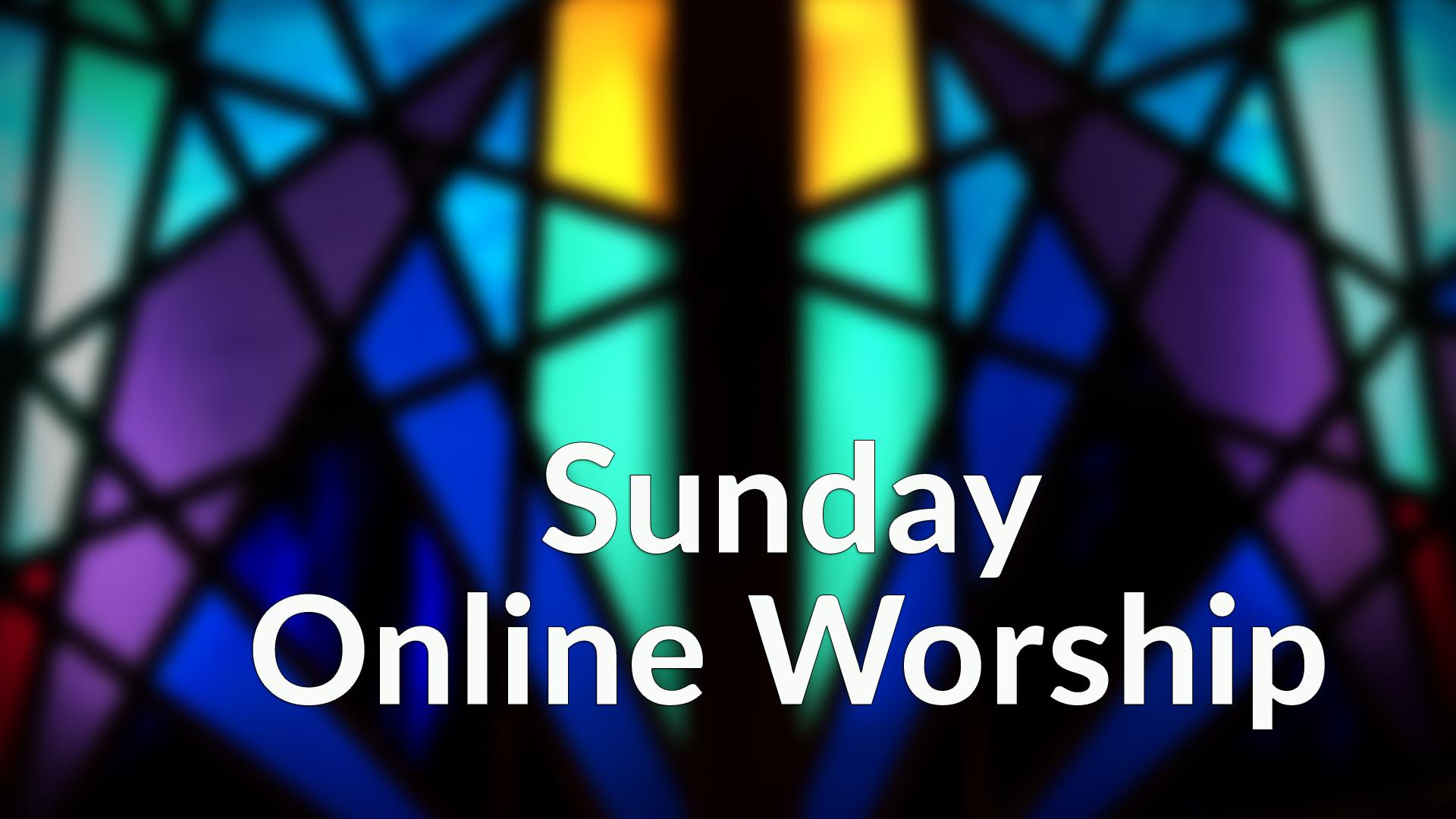 Live Worship Link for Sunday, October 24, 2021