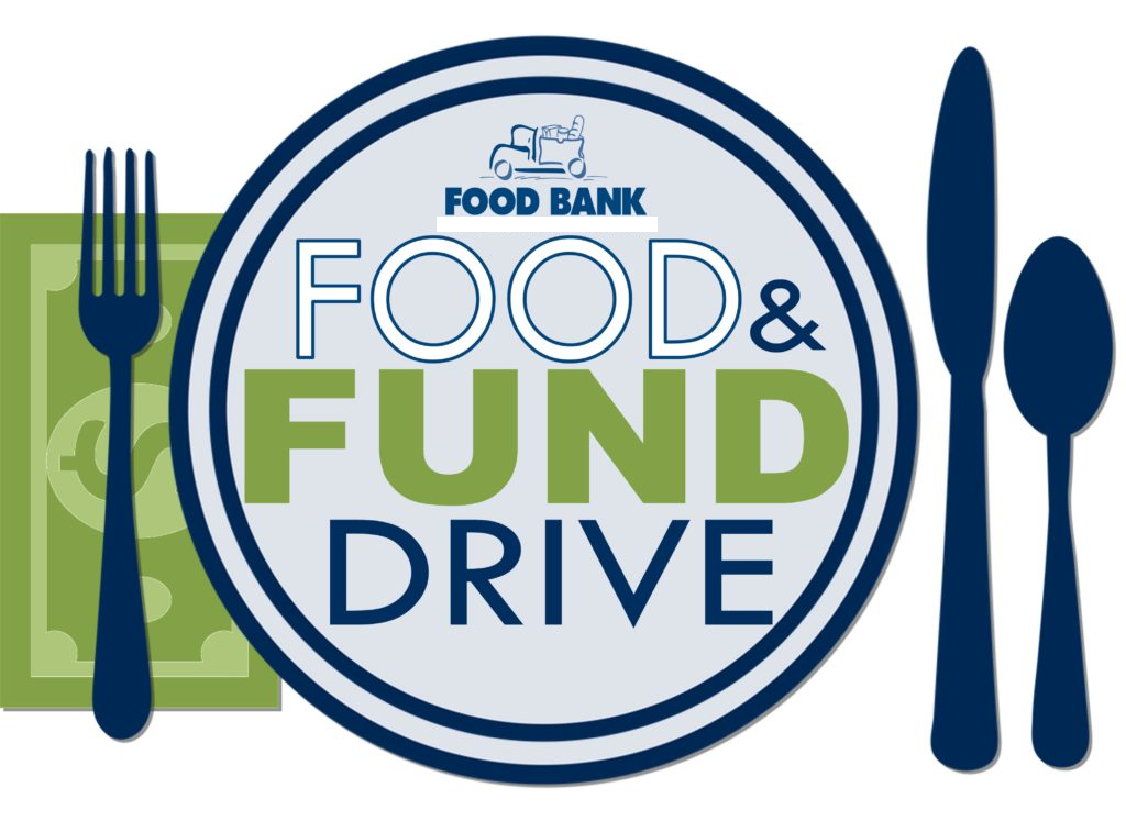 Food Bank Drive  –  Sunday, October 3, 2021 and every first Sunday of each month
