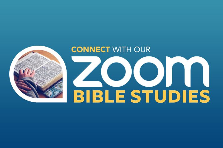 Resuming Thursday Bible Study in late October – Will be on Zoom